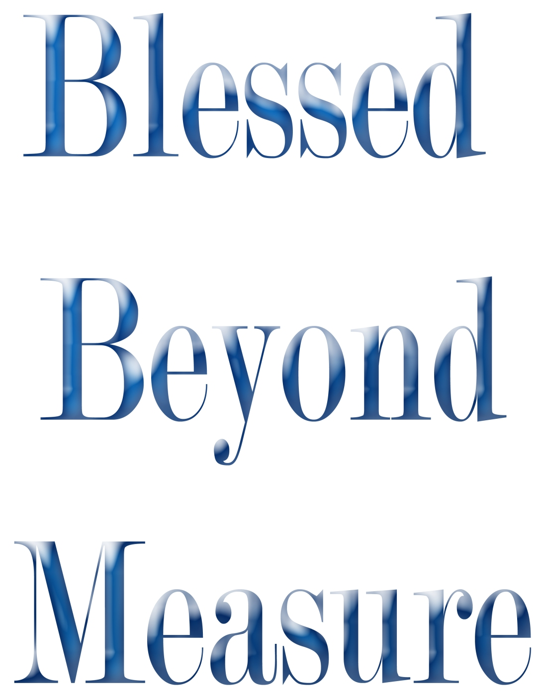 blessedbeyondmeasure